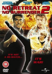 No Retreat, No Surrender 2: Raging Thunder (1988)