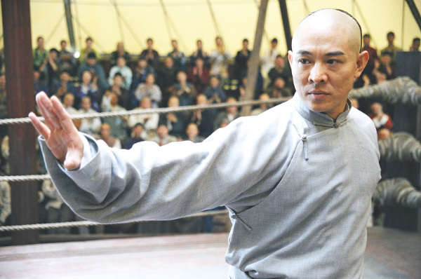 Jet Li as Hou Yuen-chia in Ronny Yu's Fearless (2006)