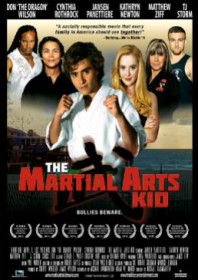 The Martial Arts Kid (2015)