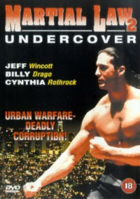 Martial Law II: Undercover (1991)