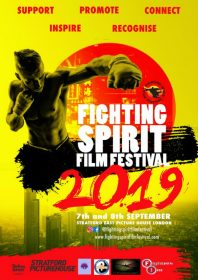 KFMG Podcast S04 Episode 43: Fighting Spirit Film Festival 2019